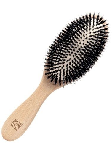 Marlies Möller Cleansıng Allround Haır Brush Renksiz